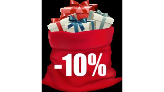 Зимняя Распродажа - 10% на все покупки свыше 1000 рублей !