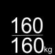 Макс. нагрузка на спальное место: 160 кг
