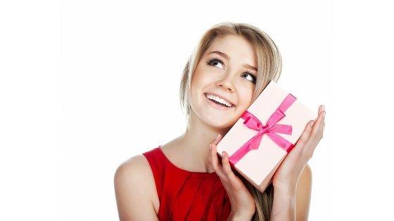 Выиграйте Подарки на сумму 2398 рублей